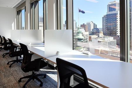 Flexispace @ 1 Martin Place - Dedicated Desk @ 1 Martin Place