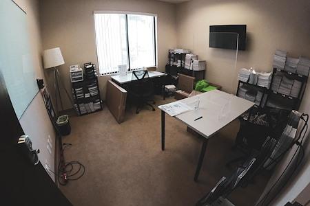 Work in Progress -Downtown - Team Room 006