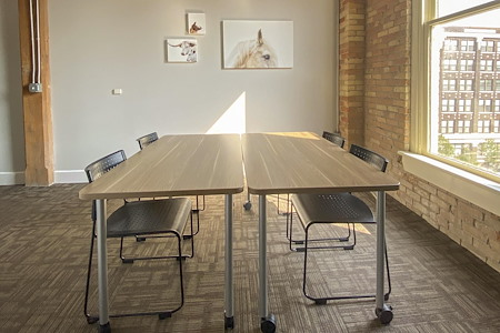 The Factory - Commerce Conference Room