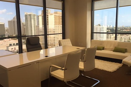 Empire Executive Offices - Monthly Day Office (Ocean & City View)