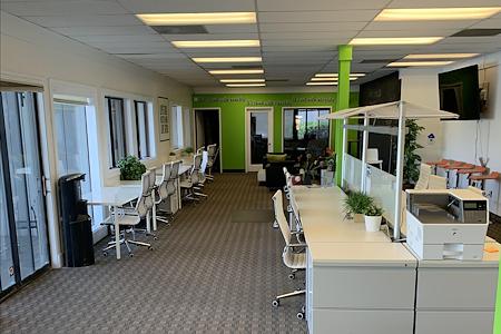 Catalyst Real Estate - Stockton - Hot Desk