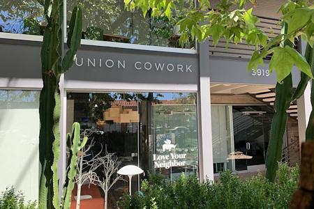 Union Cowork North Park - Union Cowork