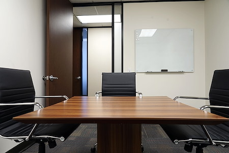 Executive Workspace  Richardson - Small Conference Room