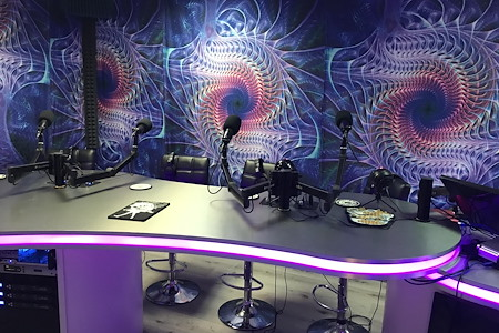 Haze Radio Network - Office 1