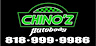 Logo of chinoz auto body