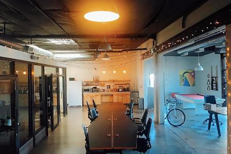 Union Cowork Glendora - Flex Desk // Full Time