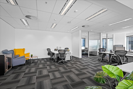 The Executive Centre - 108 St Georges Terrace - Large External Office