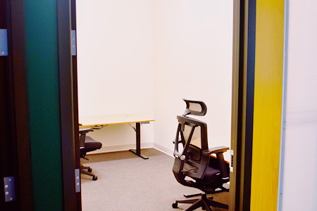 Launch Pad Newark - Private Offices