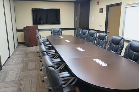 Human Capital Solutions - Large Conference Room Weekend