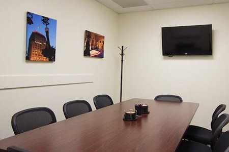 The Office Quarters - Allentown Meeting Room