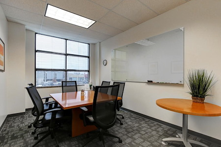 Office Evolution - Lakewood - Meeting Room 2 (4 ppl w/Social Dist.)