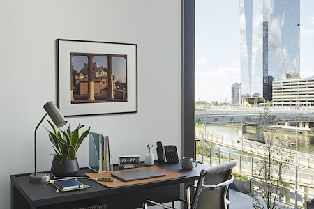 Offsite at Fitler Club - Office Suite, 1-person #214