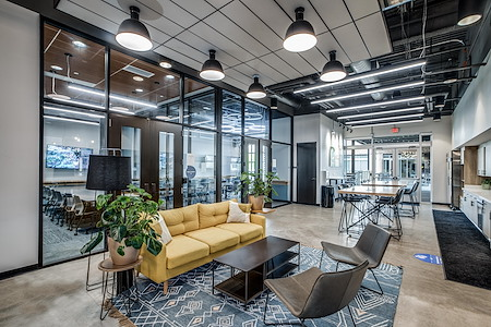 FUSE Workspace-City Centre - Open Coworking