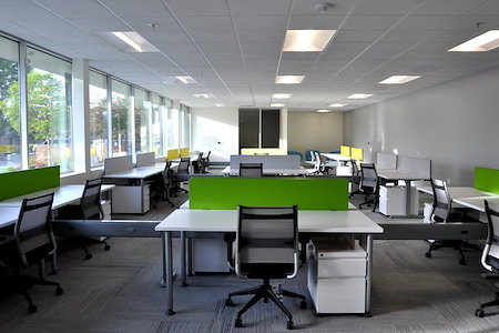 Z-Park Silicon Valley Innovation Center - R1038 with Window