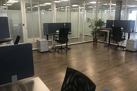 Workzones Santa Barbara - Anacapa Team Room