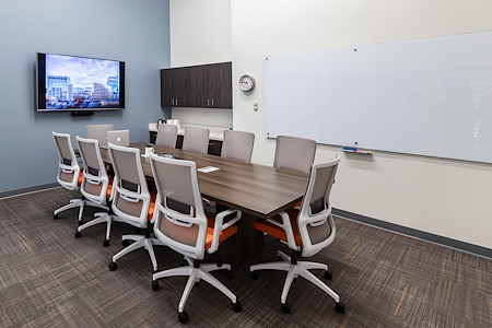 Office Evolution - Boise - Meeting Room