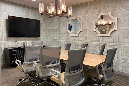 Quest Workspace- 48 Wall St. - Conference Room