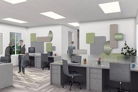Sky Desk  - Morristown - Dedicated Desk