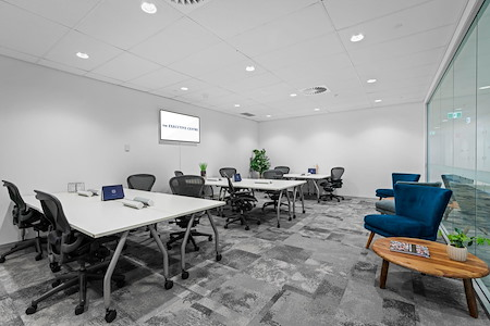 The Executive Centre - 108 St Georges Terrace - 4 Person Internal Office