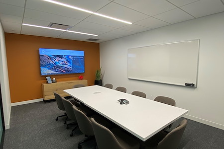 Orchard Workspace by JLL - Willoughby Meeting Room