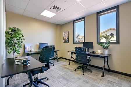 Workzones Santa Barbara - Bronze Window Office