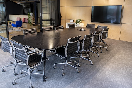 Space&Co Melbourne Central Tower - The North Boardroom | 12.01