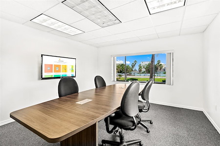 Coastal Collaborative - Conference Room