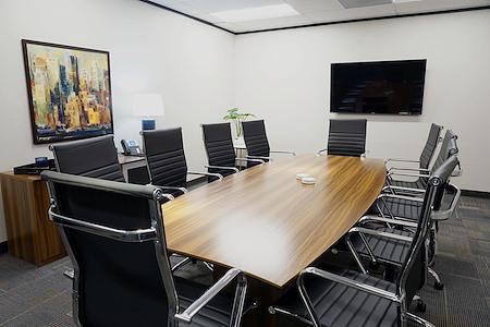 Executive Workspace  Richardson - Medium Conference Room