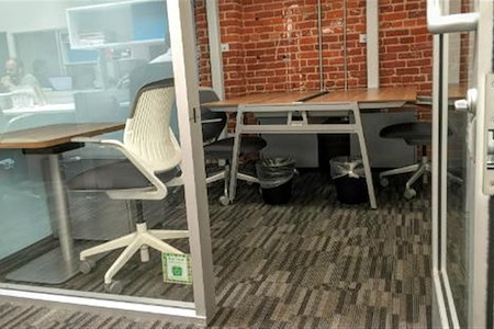 BLANKSPACES Santa Monica - Private Office Day-Use for 3