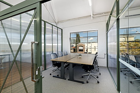 Exchange Workspaces Richmond - 4 Person Private Office