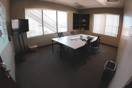 Work in Progress -Downtown - Team Room 005