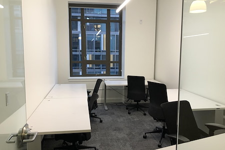 Runway Innovation Hub - 4-5 Person Private Office