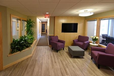 Intelligent Office Washington, DC - IO Lounge Cafe