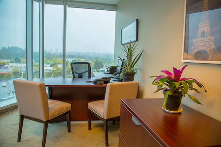Burnaby Office Space