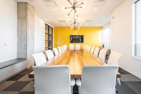 25N Coworking | Frisco - Board Room