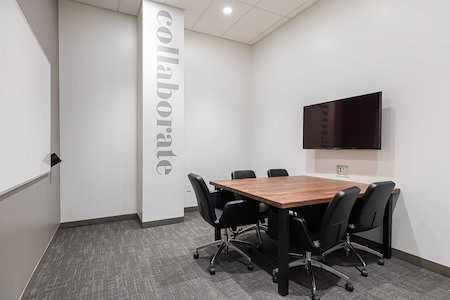 Roam Lenox - Private Office #8, 4 people