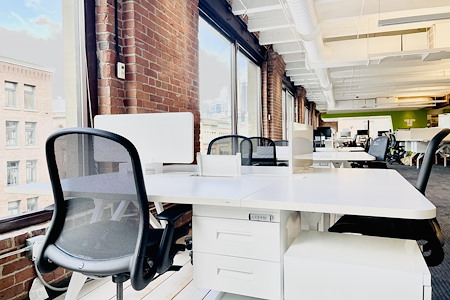 Galvanize | Pioneer Square - Reserved Desk