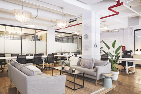Bond Collective in Flatiron - 12-Person Window Office