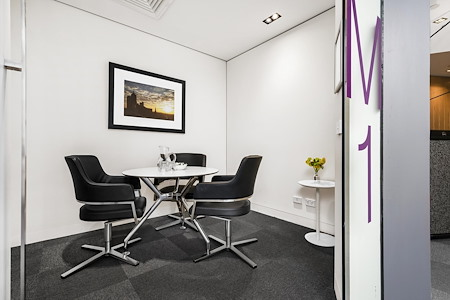workspace365 - 330 Collins Street - Bulla | 3 Person Meeting Room