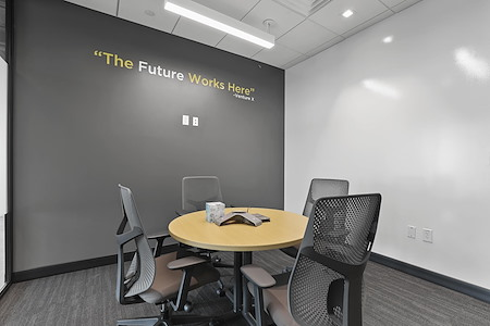Venture X | The Realm at Castle Hills - Entrepreneur - Conference Room