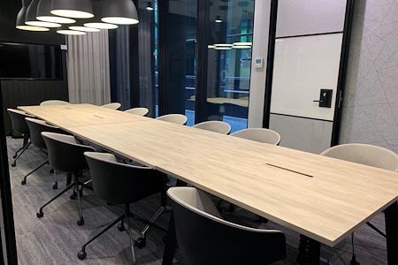 Altitude Cowork - 18 Pax Ground Floor Boardroom
