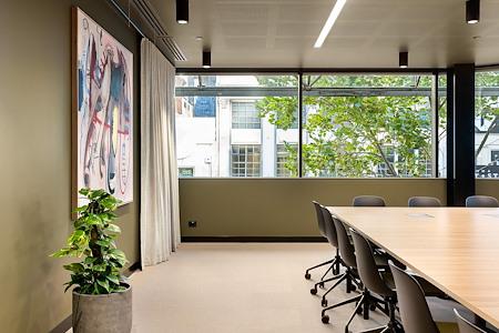 Space&Co Melbourne Central Tower - The Elizabeth Boardroom | 1.02