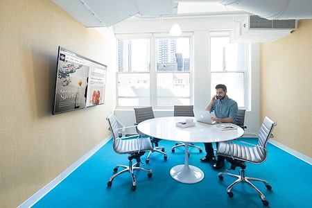 The Yard: Eastern Market - 2 Person Private Office