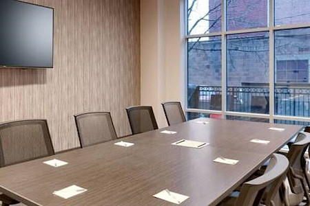 TownePlace Suites by Marriott Salt Lake City Downtown - Executive Boardroom