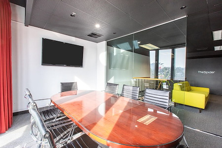 TheSpider, Inc. - Conference Room