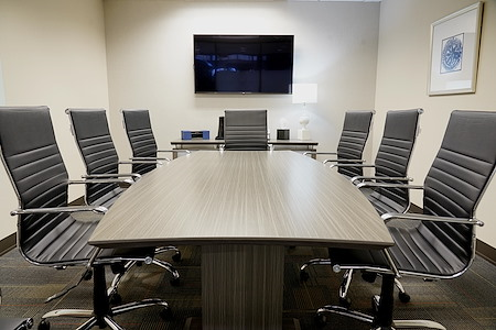 Executive Workspace @ Hillcrest - Medium Conference Room