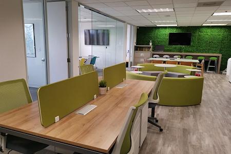 Innocospace - Open Desk 1