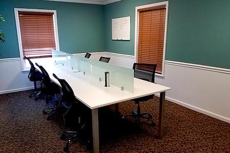 Carolina Business Center - Hot Desk