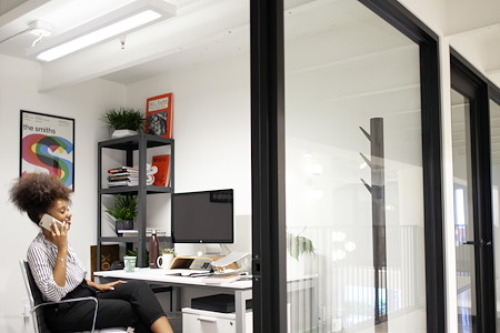 Büro Alton - Interior Office for 3 people