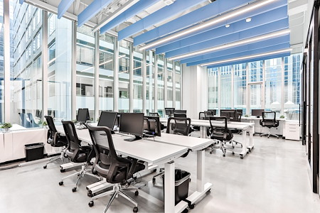iQ Offices | 150 King Street West - Office Suite for 21